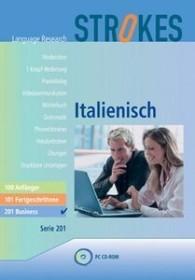 Strokes Language Research Italienisch 201 - Business (deutsch) (PC)