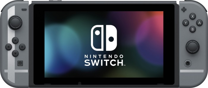 Nintendo switch - Super Smash Bros  Ultimate Bundle black/grey from £ 399 50