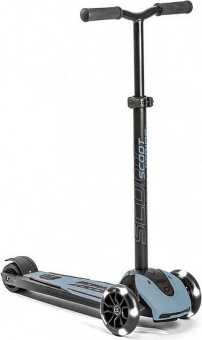 Scoot and Ride Highwaykick 5 LED Kickboard steel (96434) -- via Amazon Partnerprogramm