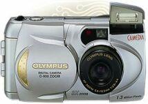 Olympus Camedia C-900 zoom