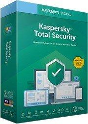 Kaspersky Lab Total Security 2019, 3 User, 1 Jahr, Update, PKC, FFP (deutsch) (Multi-Device) (KL1949G5CFR-9FFP)