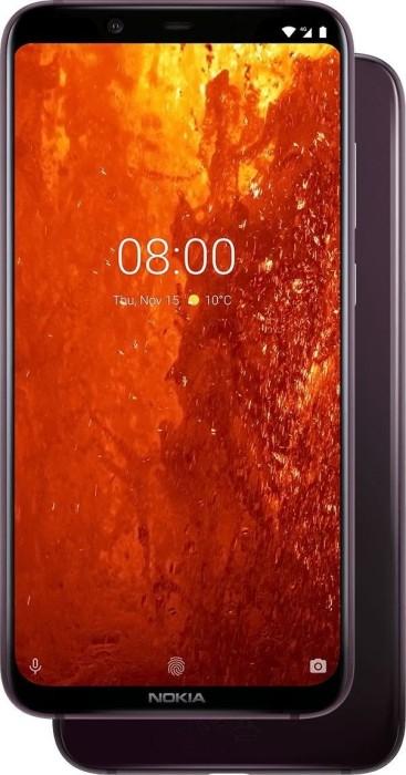 Nokia 8.1 Dual-SIM kupfer