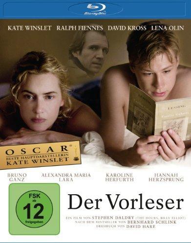 Der Vorleser (Blu-ray) -- via Amazon Partnerprogramm