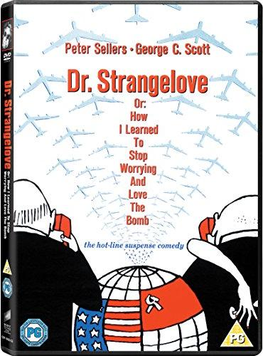 Dr. Strangelove or - How I Learned to Stop Worrying and Love the Bomb (Special Editions) (UK) -- via Amazon Partnerprogramm