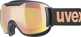 UVEX Downhill 2000 S CV black mat/mirror rose-colorvision yellow (s5504472430)