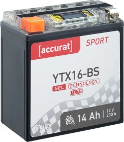 Accurat Sport GEL LCD YTX16-BS (TN3878)