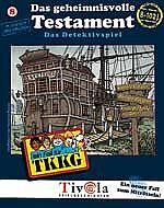 Ein Fall für TKKG 8: Das geheimnisvolle Testament (deutsch) (PC/MAC)