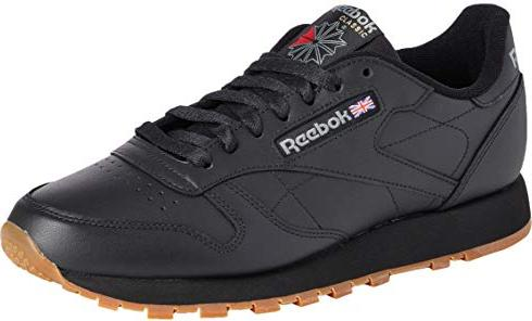 Reebok Classic Leather blackgum (Herren) (49800) ab </div>
