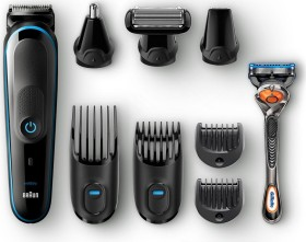 Braun MGK 5080 Multi-Grooming-Kit hair-/beard trimmer