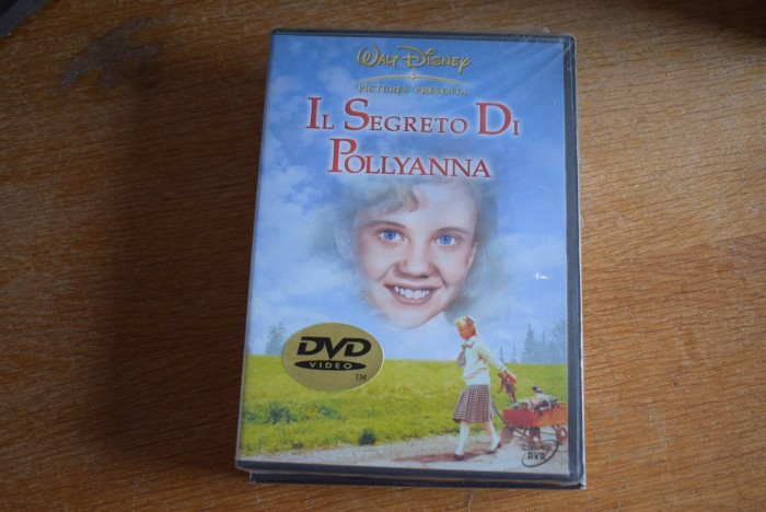Alle lieben Pollyanna -- via Amazon Partnerprogramm