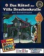 Ein Fall für TKKG 4: Das Rätsel der Villa Drachenkralle (German) (PC/MAC)