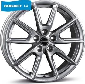 Borbet LX18 8.0x18 5/112 ET40 (verschiedene Farben)