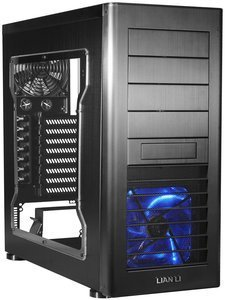 Lian Li PC-60FNWX complete black, acrylic window