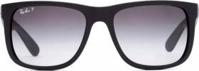 Ray-Ban RB4165 Justin Classic 54mm schwarz/polarized grau (622/T3)