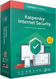 Kaspersky Lab Internet Security 2019, 1 User, 1 Jahr, Update, PKC, FFP (deutsch) (Multi-Device) (KL1939G5AFR-9FFP)