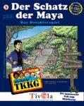 Ein Fall für TKKG 3: Der Schatz der Maya (niemiecki) (PC/MAC)