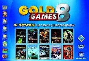 Gold Games 8 (deutsch) (PC)