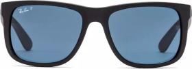 Ray-Ban RB4165 Justin Classic 54mm schwarz/polarized blau (622/2V)