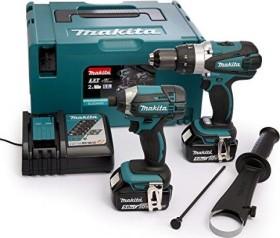 Makita DLX2145TJ Cordless Tool Set incl. MAKPAC + 2 Batteries 5.0Ah