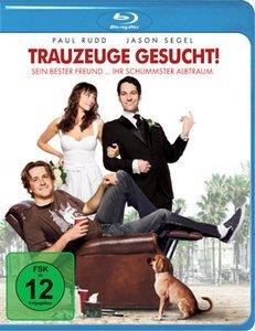 Trauzeuge gesucht (Blu-ray)