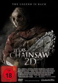 Texas Chainsaw 2D (DVD)