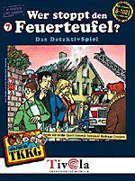 Ein Fall für TKKG 7: Wer stoppt den Feuerteufel (German) (PC/MAC)