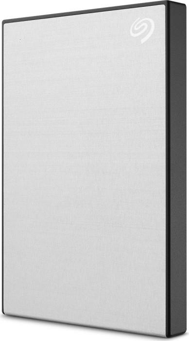 Seagate Backup Plus slim portable [2019] silver 2TB, USB 3.0 micro-B (STHN2000401)