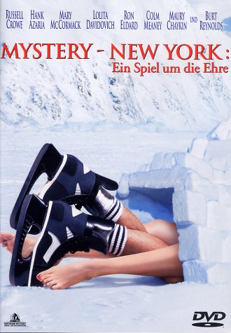 Mystery - New York: Ein Spiel um die Ehre -- via Amazon Partnerprogramm