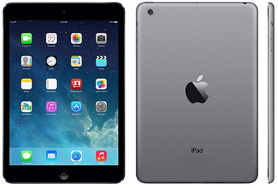 Apple iPad mini 16GB grau (MF432FD/A)