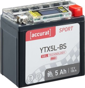 Accurat Sport GEL LCD YTX5L-BS (TN3872)