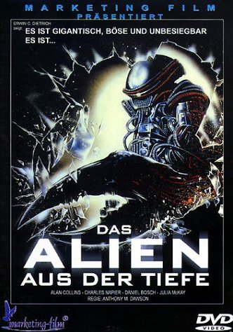 Das Alien aus der Tiefe -- via Amazon Partnerprogramm