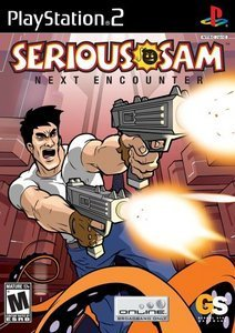 Serious Sam: The Next Encounter (deutsch) (PS2)