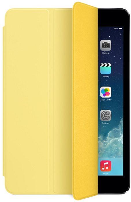 apple ipad air smart cover gelb mf057zm a preisvergleich. Black Bedroom Furniture Sets. Home Design Ideas