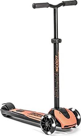 Scoot and Ride Highwaykick 5 LED Kickboard peach (96436) -- via Amazon Partnerprogramm