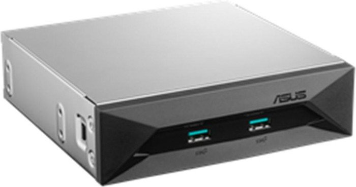 """ASUS USB 3.1 Front Panel - Typ-A, 5.25"""" Multifunktionspanel (90MC03C0-M0EAY0)"""