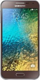 Samsung Galaxy E5 Duos E500H braun