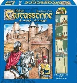 Reise-Carcassonne - Mitbringspiel