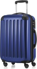 Hauptstadtkoffer Alex Spinner erweiterbar 55cm dunkelblau glänzend (82782065)