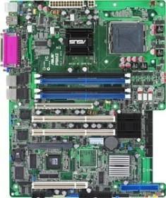 ASUS P5M2, i3000 (dual PC2-5300E DDR2) (90-MSVAV0-G0UAY00T)