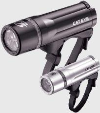 Cateye HL-EL410 Compact Opticube Headlight