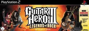 Guitar Hero 3: Legends of Rock - incl. Guitar (English) (PS2)