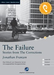 Digital Publishing Jonathan Franzen - The Failure: Stories from The Corrections - Interaktives Hörbuch (deutsch/englisch) (PC)