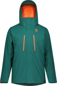Scott Ultimate DRX Skijacke jasper green (Herren) (277695-6635)