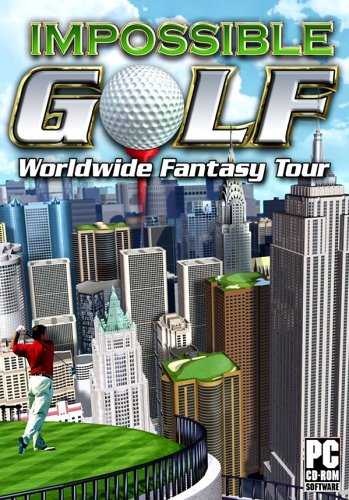 Impossible Golf Worldwide Fantasy Tour (niemiecki) (PC) -- via Amazon Partnerprogramm