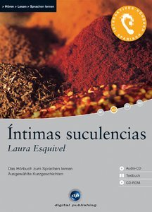 digital Publishing: Laura Esquivel - Íntimas suculencias - interactive audiobook (German/English) (PC)
