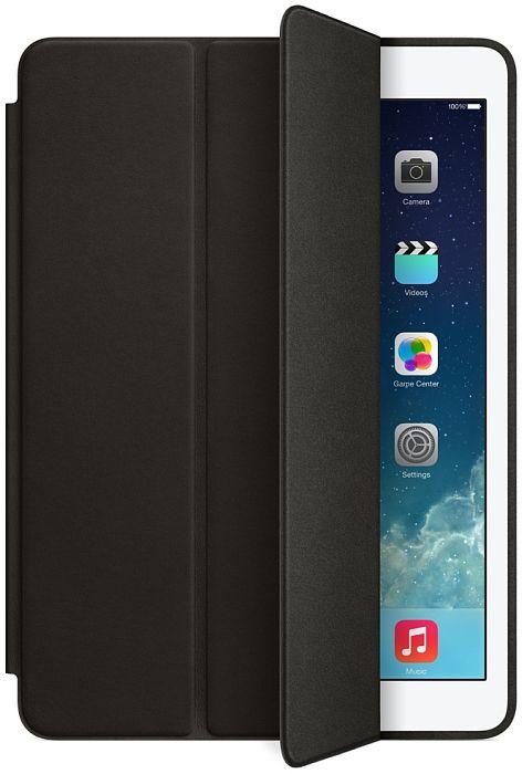 apple ipad air smart case schwarz mf051zm a heise. Black Bedroom Furniture Sets. Home Design Ideas