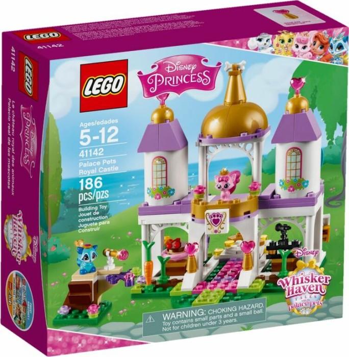 Lego Disney Princess Palace Pets Royal Castle 41142 Starting