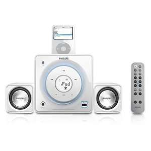 Philips DC199 Docking Entertainment System for iPod