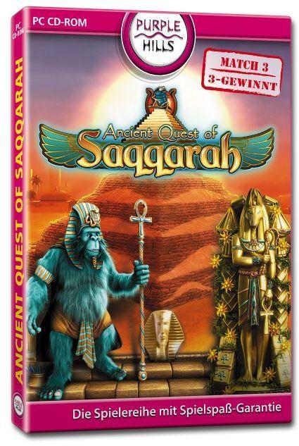 Brain College: Ancient Quest of Saqqarah (englisch) (PC)