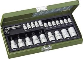 """Proxxon Torx wrench set 1/4"""" 1/2"""", 24-piece. (23102)"""